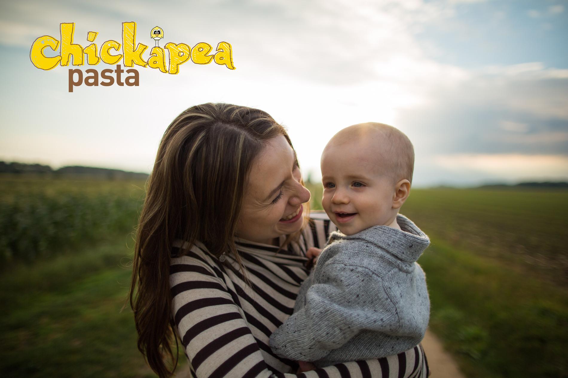 Announcing Chickapea Pasta