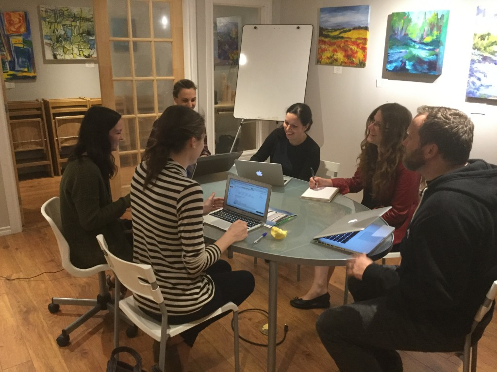 Boardroom Meeting on Chickapea